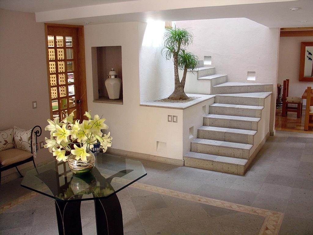 Acabados en pisos de piedra kefa construcciones for Decoracion de interiores monterrey