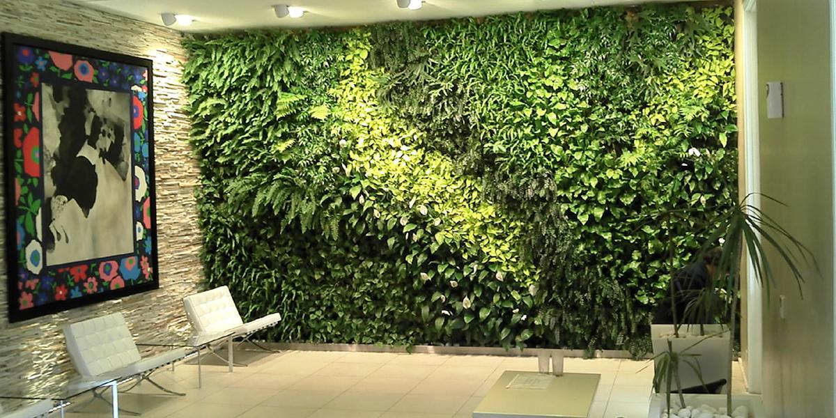 03 Acabados en Muros Verdes