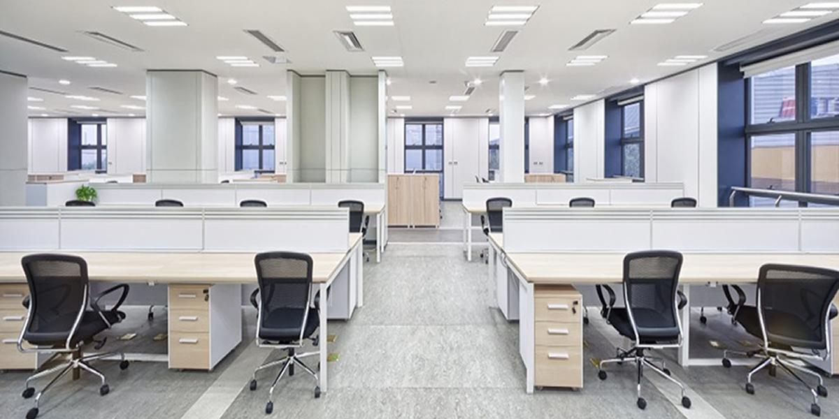 03 Instalaciones de Iluminacion Oficina