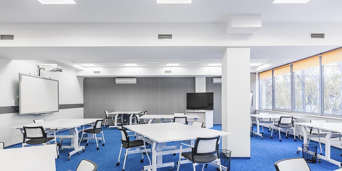 04 Instalaciones de Iluminacion Escuelas