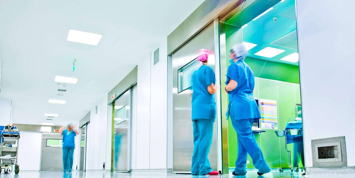 06 Instalaciones de Iluminacion Hospitales