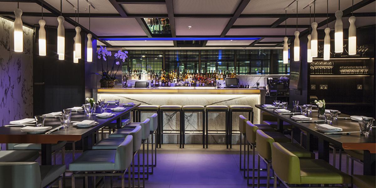 07 Instalaciones de Iluminacion Restaurantes