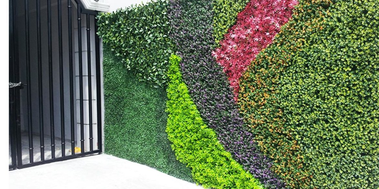 08 Acabados en Muros Verdes