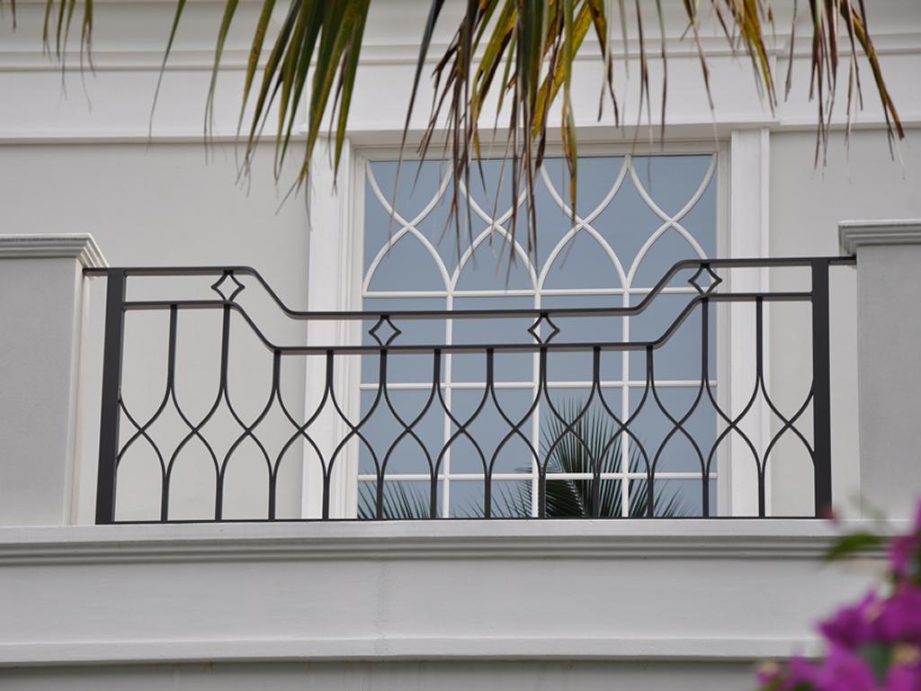 Balcones Modernos Decoraci  n Del Hogar Prosalo