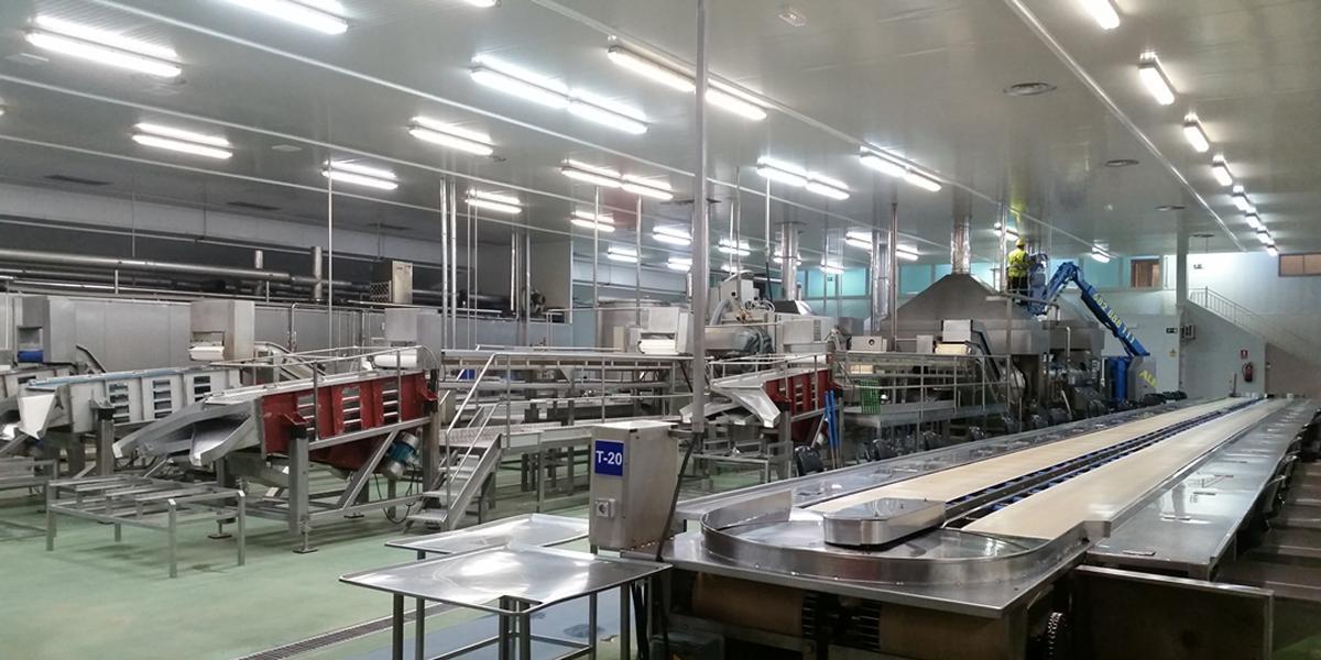 08 Instalaciones de Iluminacion Industrial