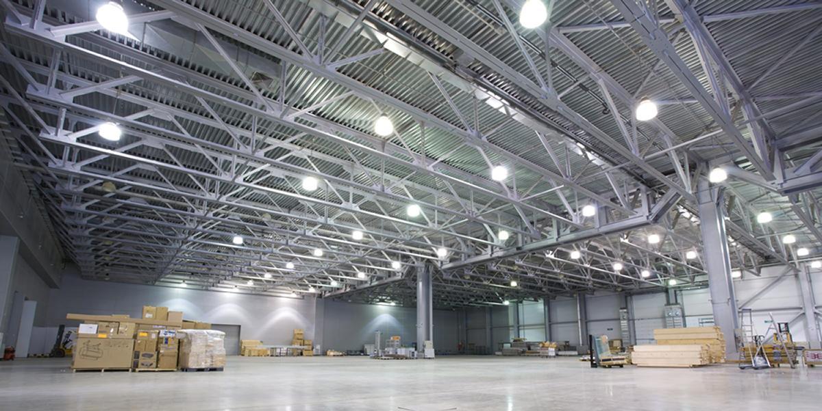 09 Instalaciones de Iluminacion Almacenes