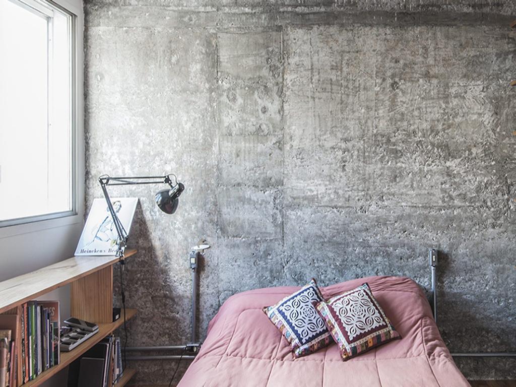 10 Acabados en Muros de Concreto Aparente