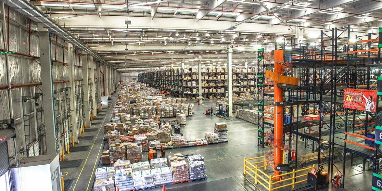 10 Instalaciones de Iluminacion Centros de Distribucion