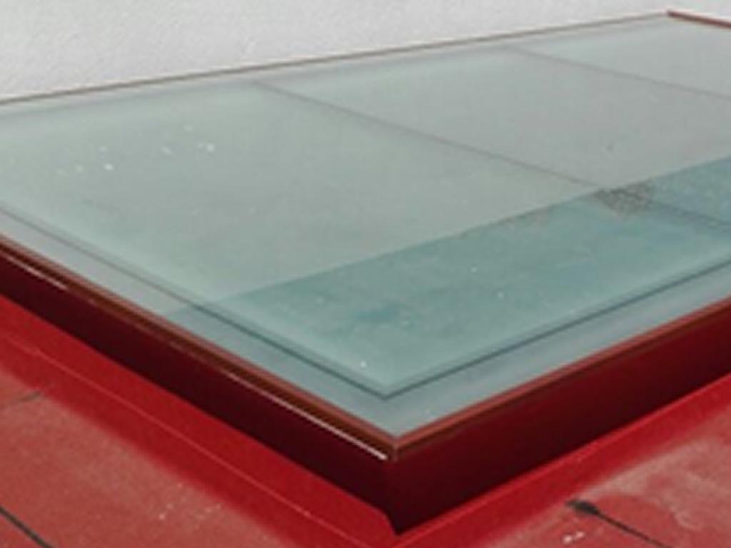 11 Construccion de Aluminio y Cristal Domos