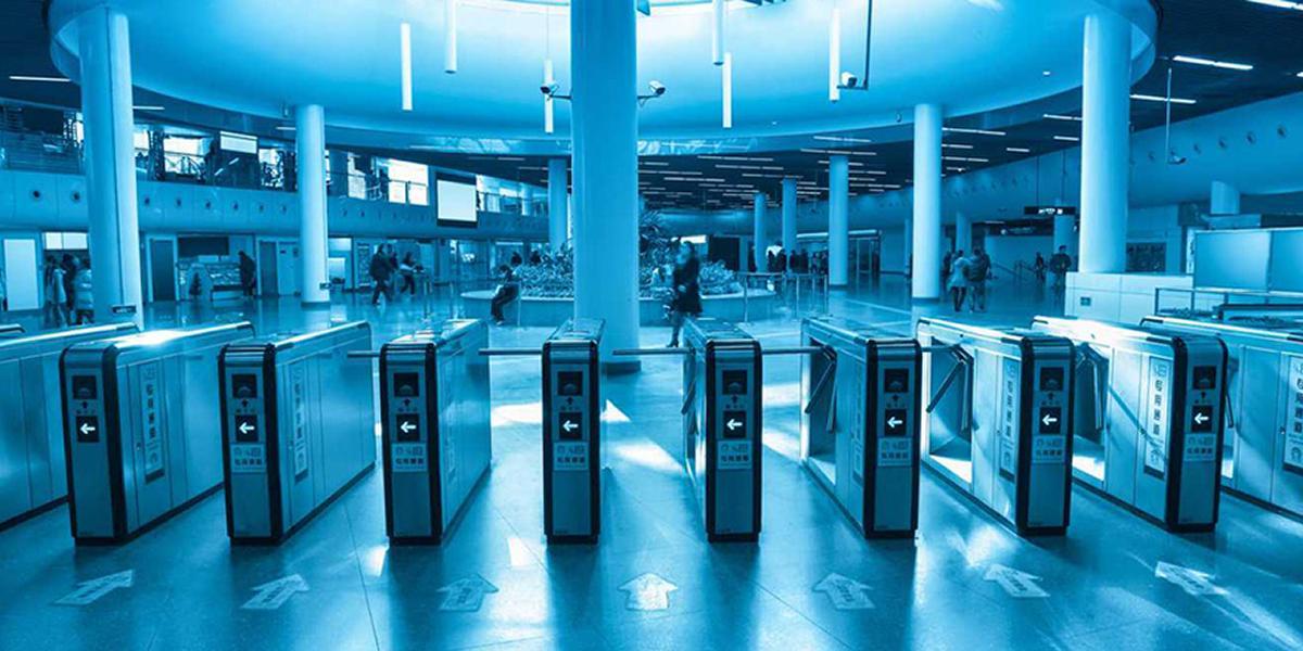 11 Instalaciones de Control de Acceso