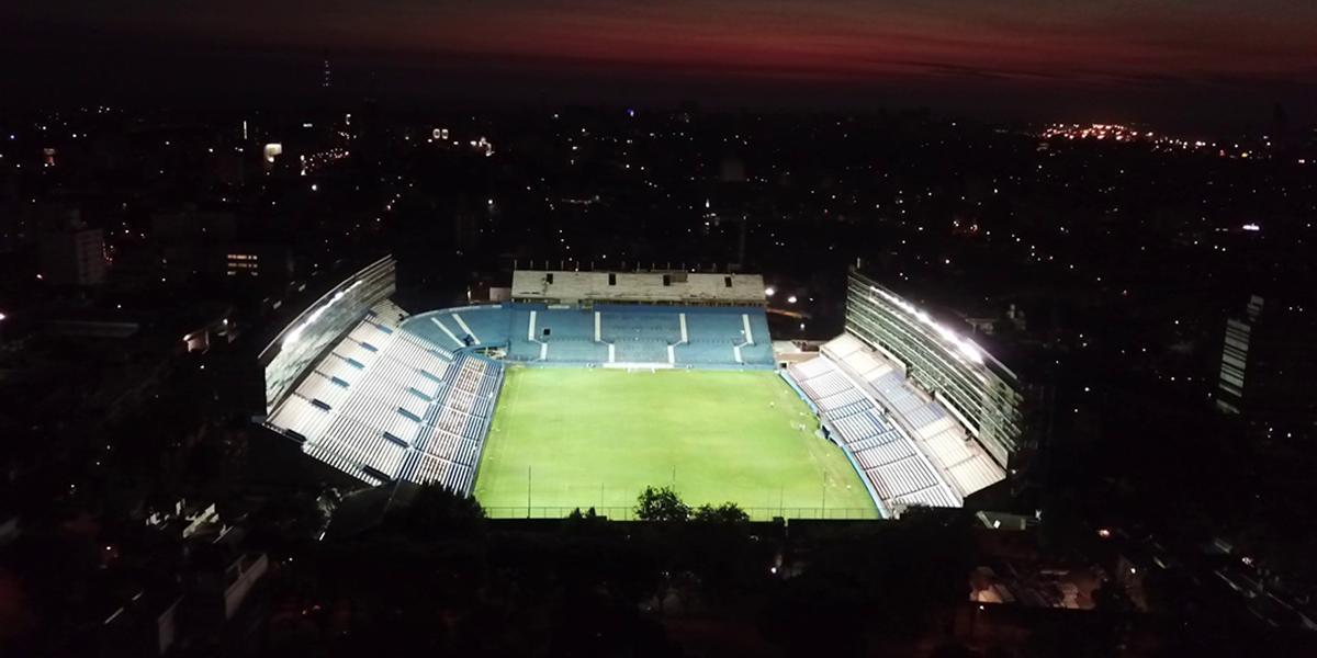 18 Instalaciones de Iluminacion Centros Deportivos
