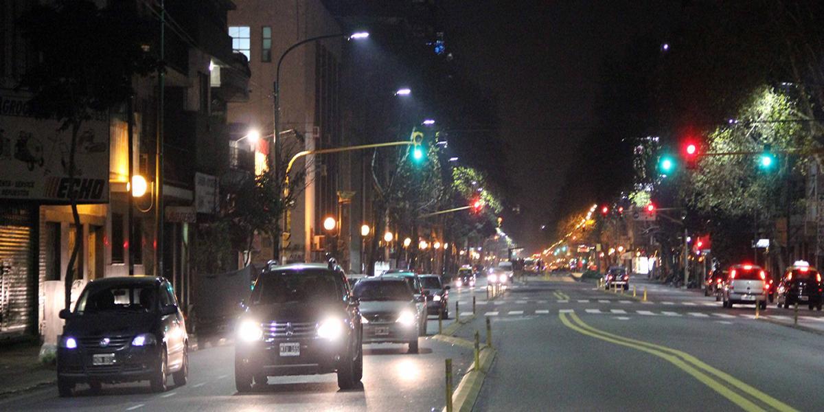 20 Instalaciones de Iluminacion Vial