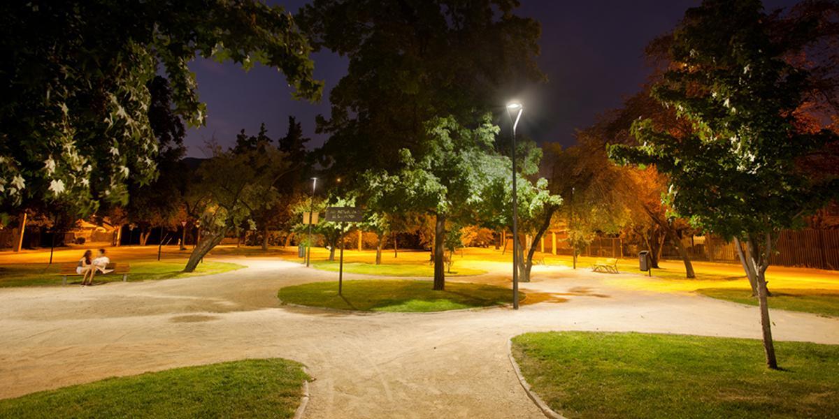 21 Instalaciones de Iluminacion Areas de Recreo